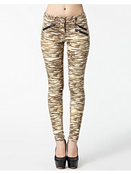 Maison Scotch Skinny Zip Pants
