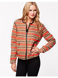 Maison Scotch Raffia Summer Bomber