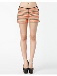 Maison Scotch Raffia Summer Shorts