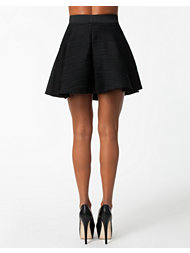 Ax Paris Ripple Band Skirt