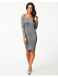 Ax Paris Off Shoulder Bodycon Dress