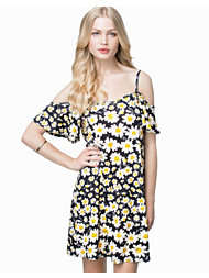 Ax Paris Gypsy Daisy Swing Dress