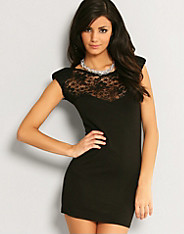 Club L - Lace Love Dress