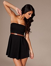 LIZA BANDEAU DRESS