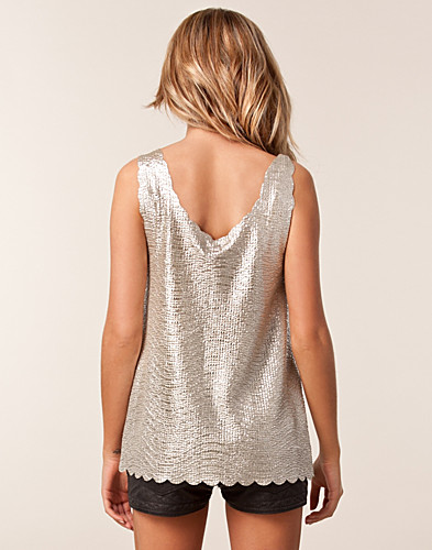 TOPPER - CLUB L / PERFECT VEST TOP - NELLY.COM