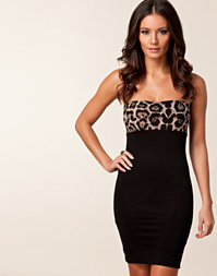 Club L - Bandeau Two Part Dress