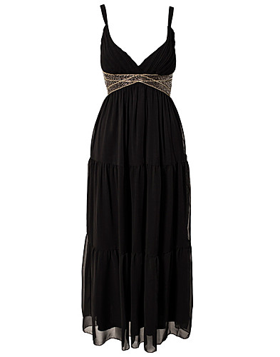 FESTKLÄNNINGAR - CLUB L / TIA EMBELLISH MAXI DRESS - NELLY.COM