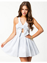 Club L Bow Detail Dress