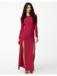 Club L Alesha Dixon L/S Maxi Dress