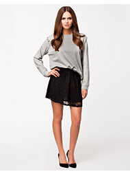 Club L Lace Skater Skirt