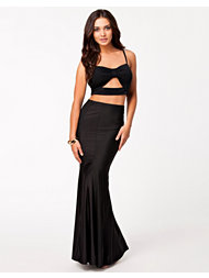 Club L Fishtail Maxi Skirt