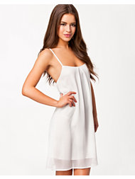 Club L Strap Swing Dress