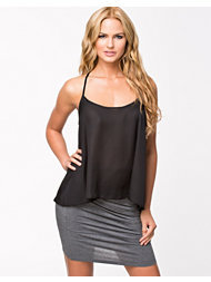 Club L Diamonde Detailed Cami Top