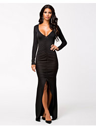 Club L Front Rouched Dress