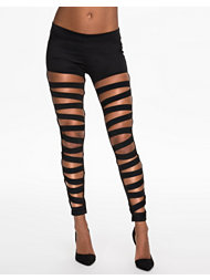 Club L Cut Out Leggings
