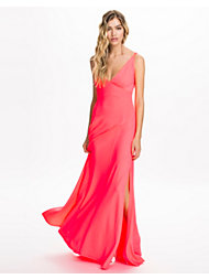 Club L Triangle Maxi Dress