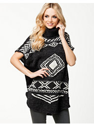Hope Poncho Sweater