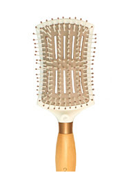 Eco Tools Smoothing Detangler Paddle Hairbrush