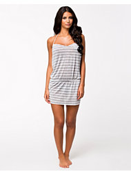 Vitamin A Silver Coachella Dress
