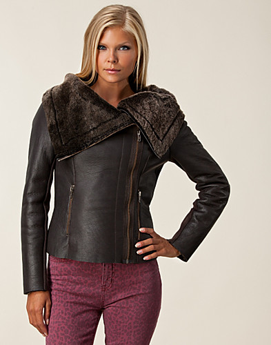 JACKETS AND COATS - MUUBAA / BRONSON COWL JACKET - NELLY.COM