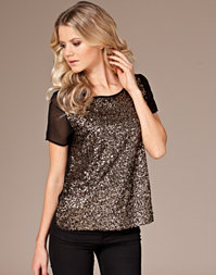Glamorous - Sequins Top