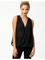 Glamorous Blurred Animal Blouse
