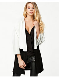 Glamorous Color Block Jacket