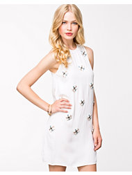 Glamorous Hand Embellished Shift Dress