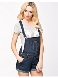 Glamorous Pocket Dungaree Shorts