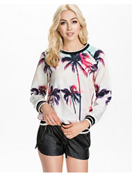 Glamorous Palm Tree Sweater