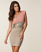 SEQUIN WAIST ONE DRESS