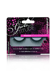 Girls With Attitude Glamour False Eyelashes