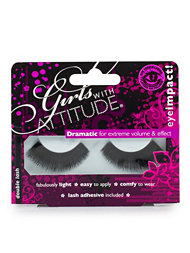 Girls With Attitude Dramatic Double Lashes