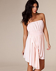Paprika - Grecian Strapless Dress