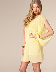 Paprika - Yellow One Sleeve Dress