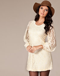 Paprika - Cream Lace Dress