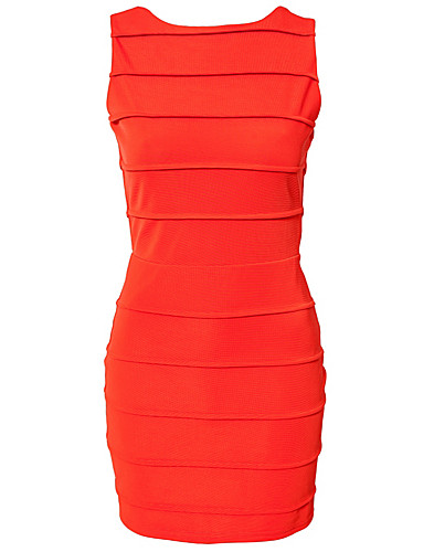 PARTY DRESSES - PAPRIKA / CIARA STRAP BACK DRESS - NELLY.COM