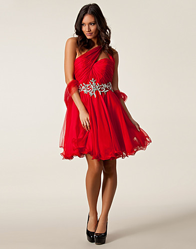 PARTY DRESSES - FOREVER UNIQUE / CHRISSI DRESS - NELLY.COM