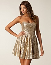 TURLINGTON SEQUIN DRESS