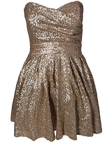 PARTY DRESSES - TFNC / TURLINGTON SEQUIN DRESS - NELLY.COM
