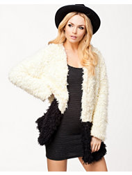MinkPink Fashion Coat