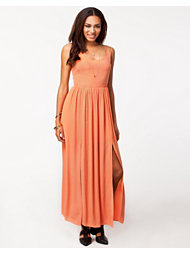 MinkPink Shadow Play Maxi Dress
