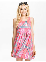 MinkPink Eastern Aztec Dress