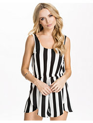 MinkPink All Down To You Playsuit