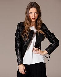 Very BY Vero Moda - Kate Leather Jacket