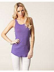 Very BY Vero Moda Close Rib Tank Top