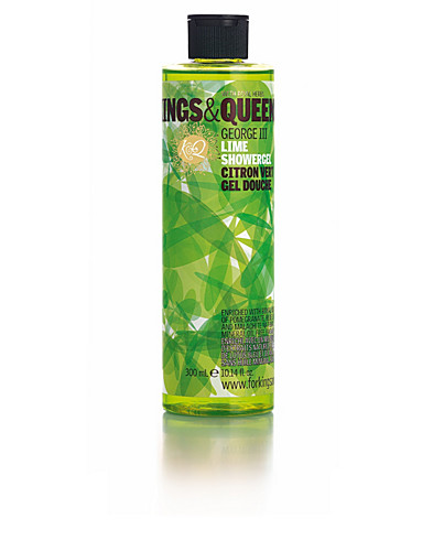 KÖRPERPFLEGE - KINGS & QUEENS / LIME SHOWERGEL - NELLY.DE