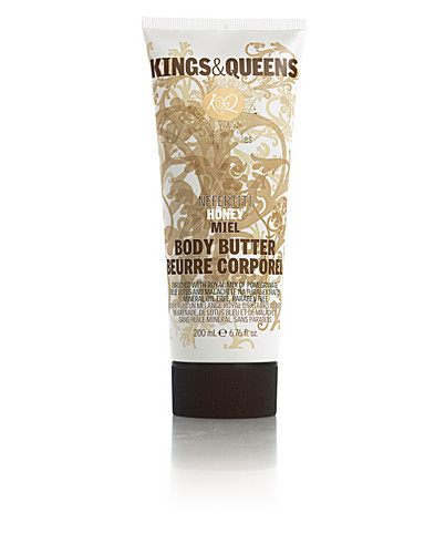 KROPPSVÅRD - KINGS & QUEENS / HONEY BODY BUTTER - NELLY.COM