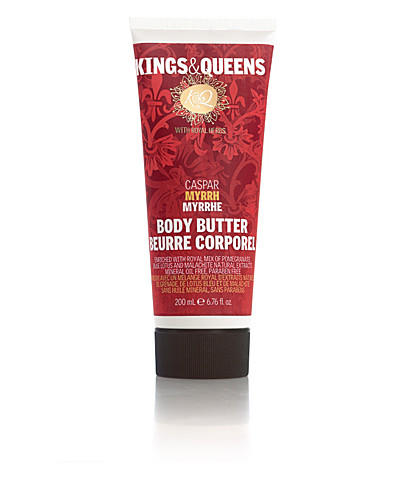 KROPPSVÅRD - KINGS & QUEENS / MYRRH BODY BUTTER - NELLY.COM
