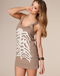 Selected Femme - Animalistic Dress